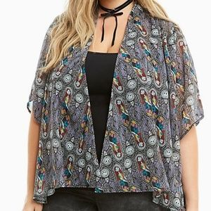 Torrid Kimono
